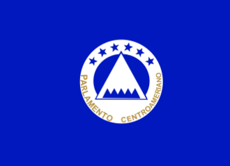Central American Parliament - Image: Flag of the Central American Parliament