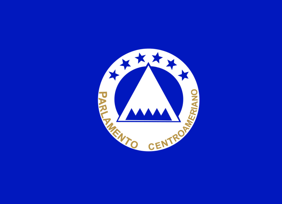 Flag of the Central American Parliament
