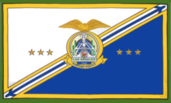 Flag of the Los Angeles Airport Police Department