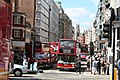 Fleet Street from Ludgate Hill - geograph.org.uk - 525104.jpg
