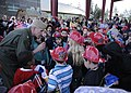 Flickr - Official U.S. Navy Imagery - A Captain receives feedback from children of active duty Sailors on their experience during the Kids Camp Deployment..jpg