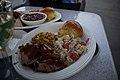 Flo's V8 Cafe - NY Strip Loin (7476963602).jpg