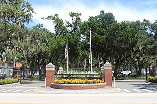 Florida School for the Deaf and Blind Public school in St. Augustine, Florida, USA