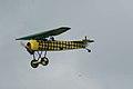 Fokker D.VIII Lt See Gotthard Sachsenberg Pass 02 Dawn Patrol NMUSAF 26Sept09 (14619989043).jpg