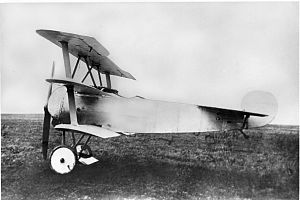Fokker V.4 - Image: Fokker V.4 Ray Wagner Collection Image (21251624410)
