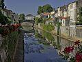 Fontenay-Le-Comte - La Vendée vue depuis le Pont des Sardines.jpg