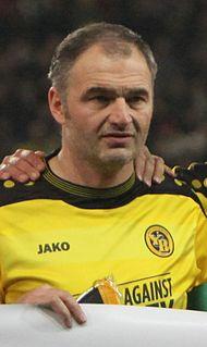 Stéphane Chapuisat Swiss footballer