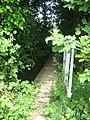 Footbridge near River Teise - geograph.org.uk - 1339016.jpg