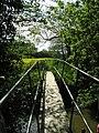 Footbridge on the path between Grundisburgh and Hasketon - geograph.org.uk - 795674.jpg