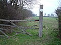 Footpath to Bramley Green - geograph.org.uk - 102077.jpg