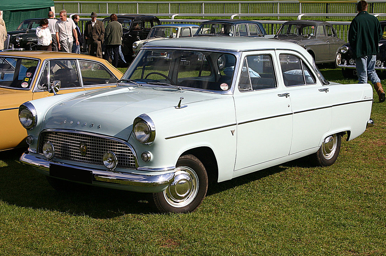 ford consul wikipedia autos post