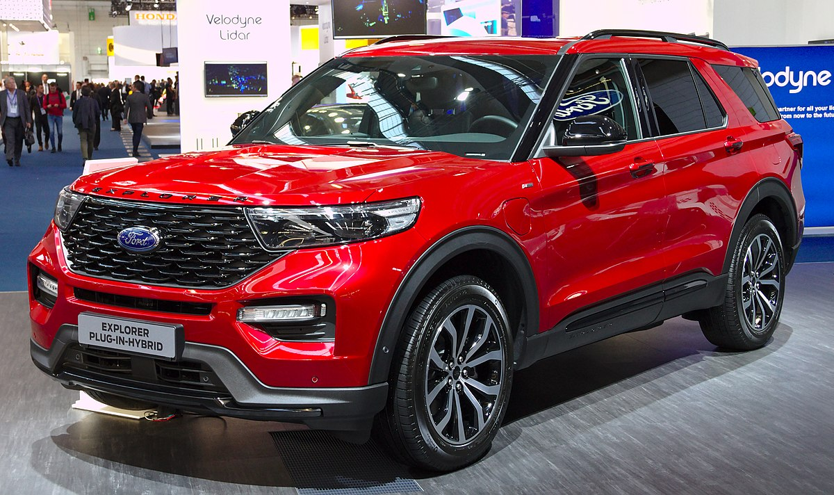 Ford Explorer Wikipedia Bahasa Indonesia Ensiklopedia Bebas