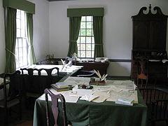 Ford Mansion - washington's office 7463.JPG