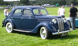 Ford Pilot ca 1950 extensively restored subsequently.jpg