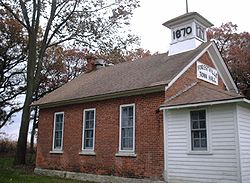 Forestville Township Hall