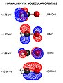 Formaldehyde Molecular Orbitals.jpg