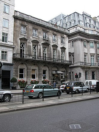 Eaton Square Upper School - 106 Piccadilly, 2006