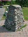 Fort Creek Dam cairn 1.JPG