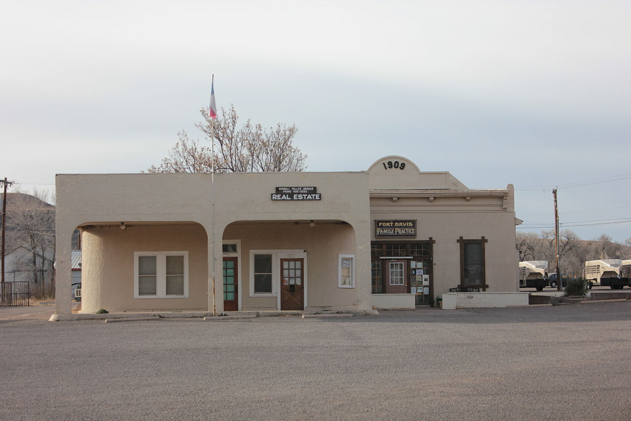 Fort Davis Texas Dog Friendly Hotels