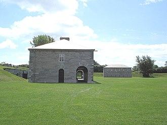 Île aux Noix - Image: Fort Lennox