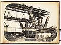Forth Bridge - Fife S.W. skewback & tubes in construction, 7 Sept. 1886.jpg