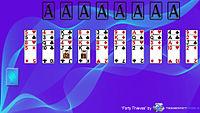 40 thieves card game