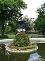 Fountain in Victoria Park- early summer - geograph.org.uk - 1885681.jpg
