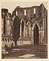 Fountains Abbey. Interior of the Choir MET DP209902.jpg