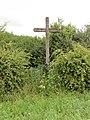Fourmies (Nord, Fr) croix de chemin aux Noires Terres.jpg