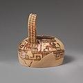 Fragment of a terracotta oinochoe (jug) MET DP121651.jpg
