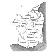 10th century West Francia (France).