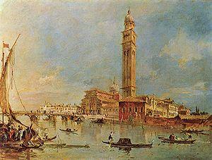 San Pietro di Castello (island) - Image: Francesco Guardi 049