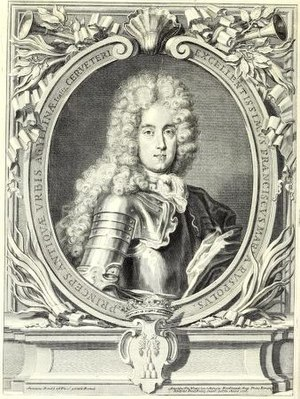 Ruspoli family - Francesco Maria Marescotti Ruspoli, first prince of Cerveteri