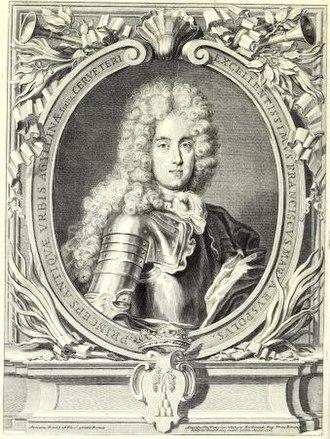 Ruspoli family - Francesco Maria Marescotti Ruspoli, first prince of Cerveteri
