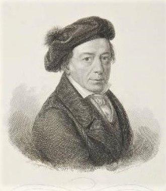 Francesco Rosaspina - Image: Francesco Rosaspina by Franceso Spagnuoli