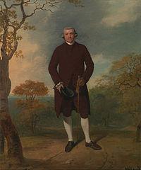 Portrait of a Man, called George Basil Woodd