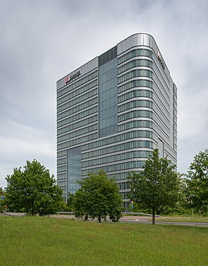 DB Schenker - DB Schenker HQ in Frankfurt am Main