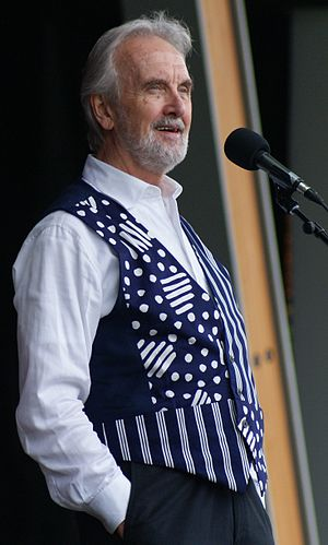 Fred Penner's Place - Penner performing on stage in 2012