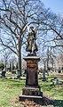 Freda Schubert memorial - Woodland Cemetery.jpg