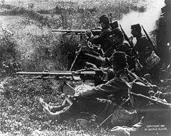 French Infantry Machine Guns