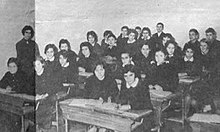 One Of The First Preparatory Classes School In 1961