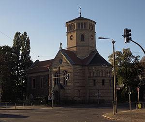 Niederschönhausen - Friedenskirche