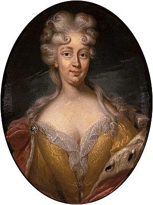 Fredericka Elisabeth of Saxe-Eisenach - Image: Friederike Elisabeth of Saxe Eisenach, duchess of Saxe Weissenfels