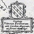 Friesland - Schotanus - Beschryvinge - Frisiae veteris (1664) bewerkt.jpg