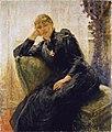 Fritz von Uhde - Porträt Therese Karl (1890).jpg