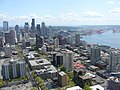 From Space Needle @シアトル - panoramio.jpg