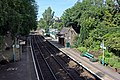 From the footbridge, Chirk railway station (geograph 4024181).jpg