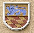 Fronreute Wappen am Rathaus Blitzenreute.jpg