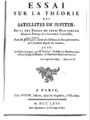 "Frontispiece of the ""Essai sur la théorie des satellites de Jupiter"".png"
