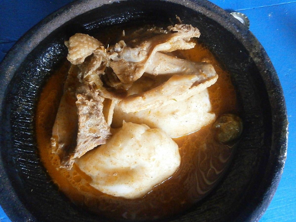 poulet aux arachides a l'africaine